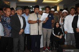 Awalnya di Istiglal dan Monas, BPN pindahkan acara Syukur Indonesia Kemenangan ke kediaman Prabowo