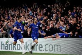 Chelsea lolos ke semifinal setelah hantam Slavia 4-3