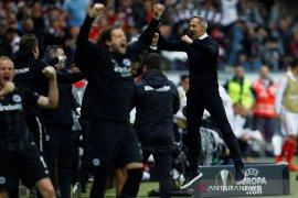 Frankfurt singkirkan Benfica setelah menang 2-0