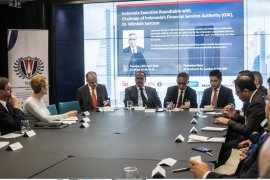 OJK undang investor Inggris investasi di Indonesia