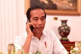 Sejumlah kepala negara sahabat hubungi Jokowi sampaikan selamat