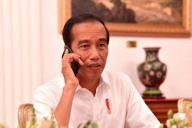 Sejumlah kepala negara hubungi Jokowi sampaikan selamat atas Pemilu 2019