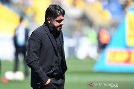 Gatusso sebut Milan seharusnya antisipasi menit-menit akhir saat ditahan imbang Parma