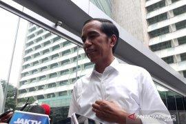 Capres Joko Widodo senang masyarakat beri ucapan selamat
