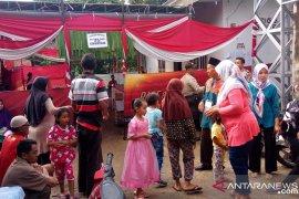 TPS 29 Payo Selincah  Kota Jambi lakukan pemungutan suara susulan