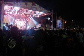 Ribuan masyarakat Lampung hadiri pembukaan Lampung Fair 2019