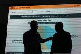 KPU tekankan data Situng bukan hasil resmi penghitungan suara