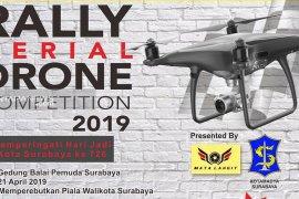 Dispora-Mata Langit gelarRally Aeral Drone Competitiondi Surabaya