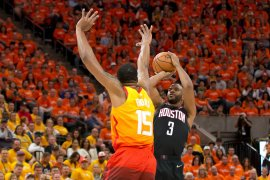 Rockets di atas angin, unggul 3-0 atas Jazz