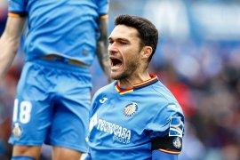 Getafe amankan empat besar, setelah Bungkam Sevilla 3-0