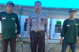 Personel Polda Sumut gugur saat pengamanan pemilu
