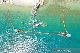 Tanker tabrak dermaga di Sulteng, pasokan BBM dipastikan aman