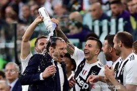 Daftar juara Liga Italia sejak 1995