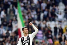 Ronaldo tegaskan 1.000 persen bertahan di Juventus