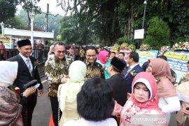 Anies Baswedan singgung kerja sama DKI dan Pemkot Bogor soal banjir