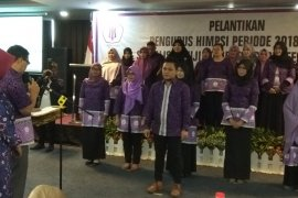 Novrans Eka Saputra pimpin Himpunan Psikologi Jambi