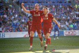 Liverpool kembali memimpin Liga Inggris