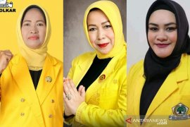 "Tiga ""Kartini"" Golkar Tanjungbalai diperkirakan terpilih jadi anggota DPRD"