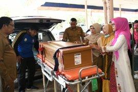Pemerintah Aceh fasilitasi pemulangan jenazah bayi bocor jantung
