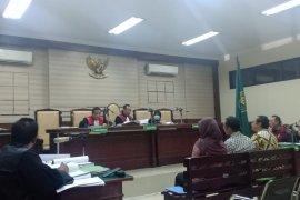Tiga saksi dihadirkan pada sidang korupsi PT Jamkrida Jatim