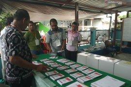 Pemilih di Pegunungan Arfak hampir 100 persen coblos Jokowi