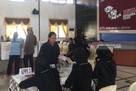 Tiga TPS di Kota Malang lakukan pencoblosan ulang