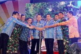 Lampung Fair 2019 Bernuansa Kearifan Lokal Setiap Daerah
