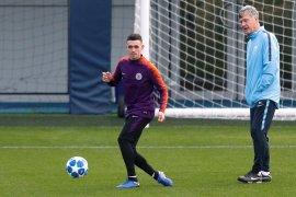 Jika juara lagi, City menjadi  tim terbaik Inggris yang pernah ada