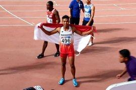 Zohri pertajam rekornas, dan raih perak Kejuaraan Asia