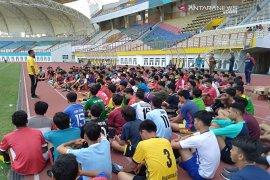 49 pemain dinyatakan lolos seleksi PSSI Bekasi