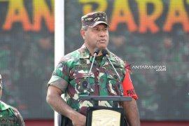 Pangdam XII/Tanjungpura tekankan prajurit tetap jaga netralitas