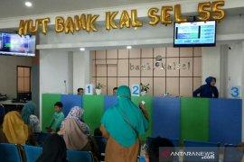 Cuaca Pengaruhi Serapan Kredit Usaha Rakyat Bank Kalsel