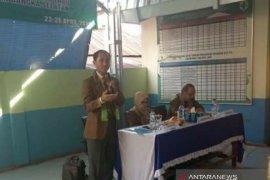 DKPPKB Bangka Selatan dampingi Kemenkes RI tinjau Puskesmas Tanjung Labu
