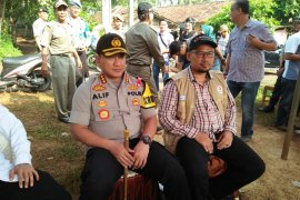 Kapolresta Tangerang: Hindari kerahkan massa pascapemilu