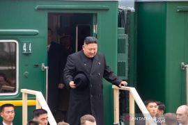 Kim Jong Un telah tiba di Rusia untuk bertemu Putin