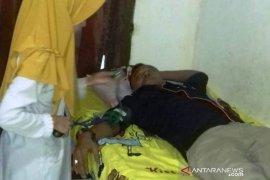 Kelelahan, tiga anggota Panwaslih di Nagan Raya dilarikan ke Puskesmas