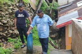 Caleg Nasdem bantah terlibat intimidasi warga Kampung Ganemo