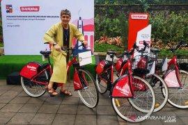 Pemkot Bogor gandeng Unicorn sediakan 10 sepeda untuk keliling istana