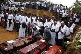 Jumlah korban jiwa serangan bom di Sri Lanka menjadi 359 orang