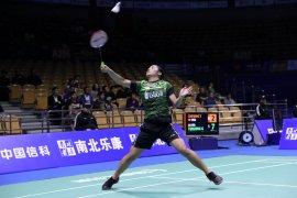 Dua tunggal putri ke babak dua Kejuaraan Badminton Asia