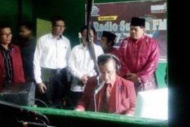 Radio Sultha jadi media informasi dan dakwah UIN STS Jambi