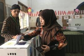Tiga TPS di Kota Malang gelar Pemungutan Suara Ulang