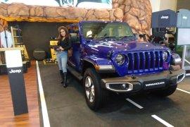 Hascar sasar penjualan 100 unit Jeep Wrangler dan Compass