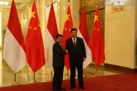 Presiden China memuji Pemilu di Indonesia