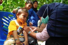 UNICEF: Jutaan anak tak mendapat vaksin campak, ciptakan wabah