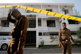 Presiden Sri Lanka: Polisi memburu 140 orang terkait ISIS