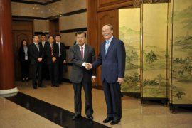 Kalla Bilateral dengan Wapres China sebelum bertemu Xi Jinping