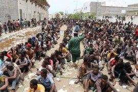 IOM: Bebaskan ribuan tahanan migran di Yaman