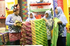 South Sulawesi products as icons in Inacraft 2021