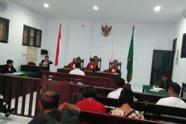 Penasihat hukum minta lima anggota BNNP Maluku dibebaskan